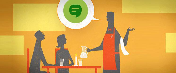 راهنمای کامل تبلیغات رستوران و فست فود: چه کنیم مشتریها صف بکشند؟