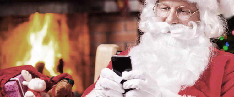 چگونه اس ام اس تبریک کریسمس خلاقانه بفرستیم