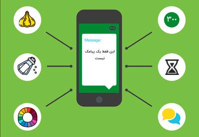 بهترین روش استفاده از سامانه پیامک