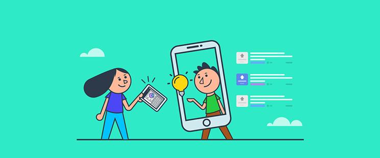 چگونه خبرنامۀ پیامکی خود را گسترش دهیم؟