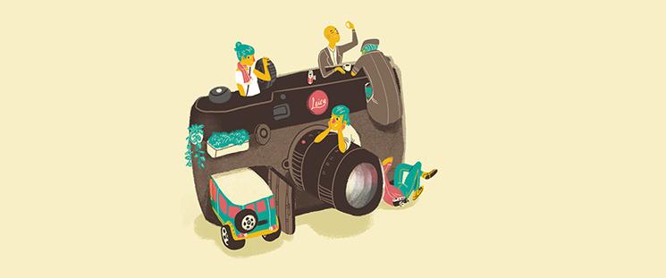 ۹ روش عالی برای تبلیغات آتلیه عکاسی