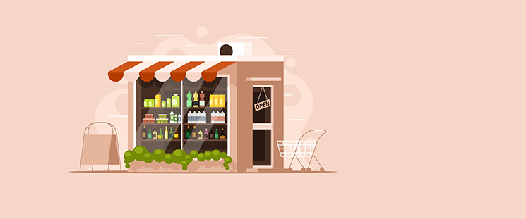 روشهای تبلیغات مغازه و فروشگاههای بزرگ
