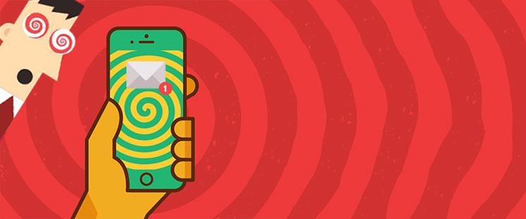 چگونه با پیامک مخاطب خود را هیپنوتیزم کنیم!؟ + ۱۵ نمونه متن پیامک تبلیغاتی تاثیرگذار