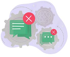 حذف پیامک تبلیغاتی