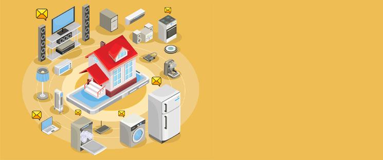روشن و خاموش کردن و کنترل وسایل برقی با پیامک