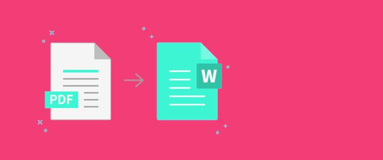 بهترین روش تبدیل فایلهای pdf به word