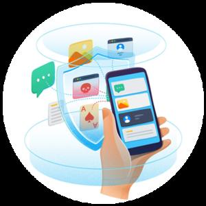 ارسال پیامک گروهی در اپل و آیفون