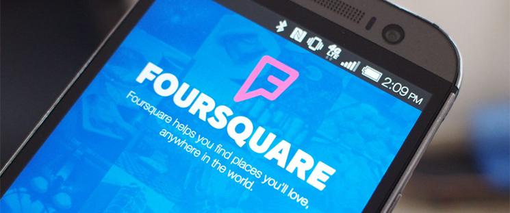 آموزش رایگان ثبت رستوران و کافی شاپ در فوراسکوئر foursquare