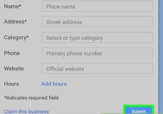 چطور مغازه را در گوگل ثبت کنیم