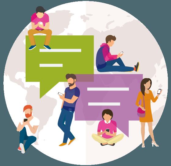 بسته های پیامک همراه اول و ایرانسل