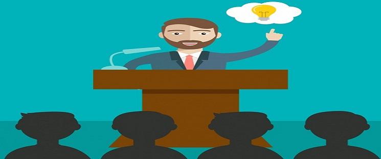 فن بیان و سخنرانی