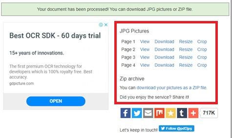 تبدیل فایل پی دی اف به عکس