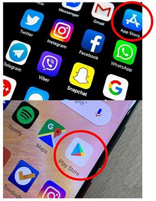 آپدیت گوگل در موبایل