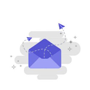 ارسال پیام به مشتری