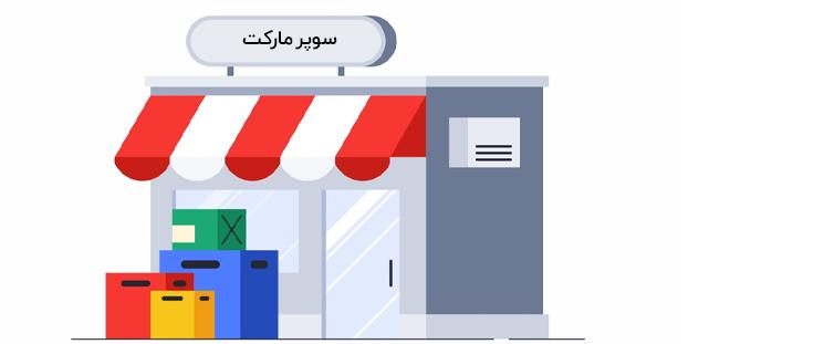 روشهای بازاریابی و تبلیغات برای سوپرمارکت