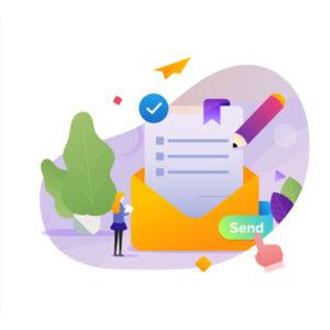 از سرویس وب پیام کوتاه سریع استفاده کنید