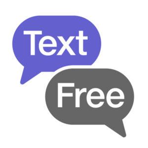 اپلیکیشن تکست فری Textfree