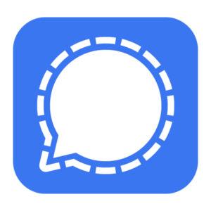 نرم افزارهای پیامک اندروید و آیفون - اپلیکیشن سیگنال Signal