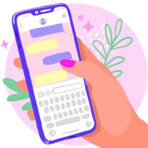ارسال پیامک کد تخفیف