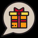 ارسال پیامک کد هدیه