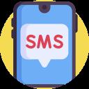 ارسال پیامک برای مشتری
