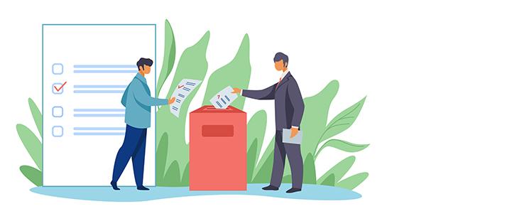 نکاتی درباره ارسال پیامک انتخاباتی ۱۴۰۰ + نمونه متن انتخابات