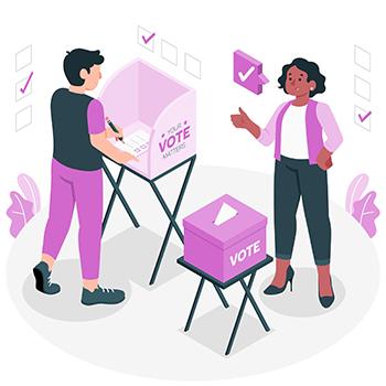 امکان ارسال لینک برای مخاطب در تبلیغات انتخابات