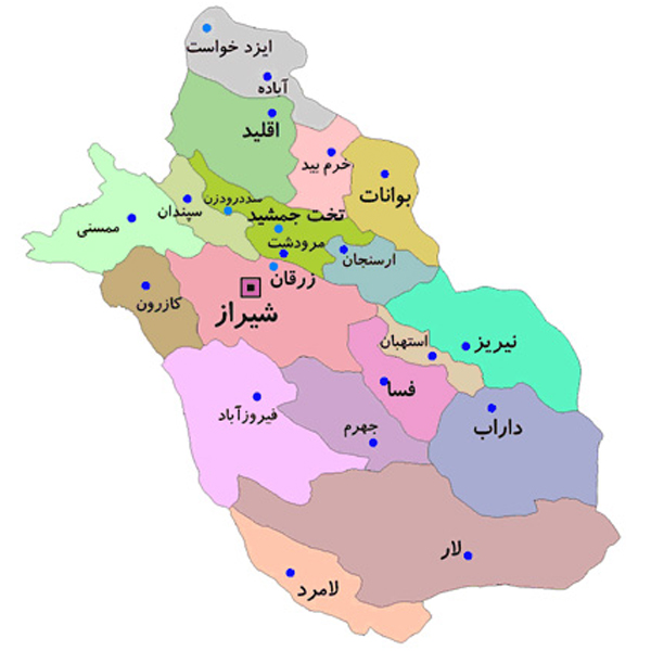 پنل پیامک فارس