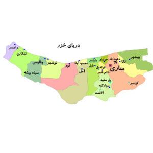 پنل پیامک مازندران